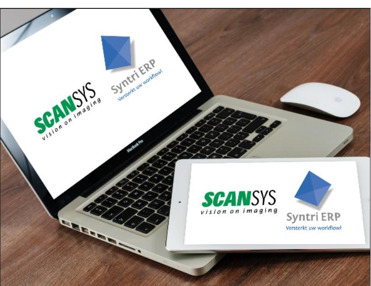 NIEUW: Koppeling Scan Sys en fiattering